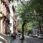 NYC residential deliveries